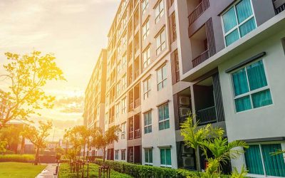 Increasing the appeal of luxury apartments